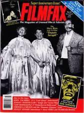 FILMFAX #14 (1989) Johnny Weissmuller Jungle Jim, Curt Siodmak part 2, Zacherle