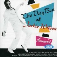Jackie Wilson - The Very Best Of Jackie Wilson (NEW CD)