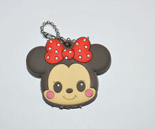 Key Caps Top Cover Animal Key Ring Head Chain Charm Chain Minnie Mouse