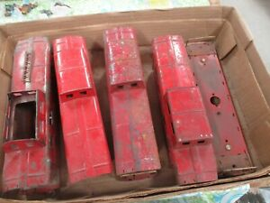 O Scale American Flyer tin 3201, 3211 or 411 caboose parts  1932-39