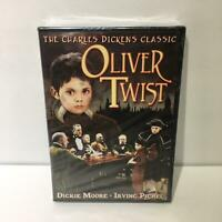 Charles Dickens Classic Oliver Twist DVD NEW & Sealed