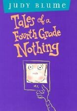 Tales Of A Fourth Grade Nothing: By Judy Blume