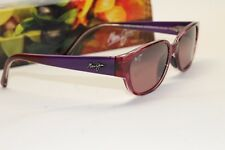 NEW Maui Jim Anini Beach RS269-28A Amethyst Womens Sunglasses Polarised MSRP 219