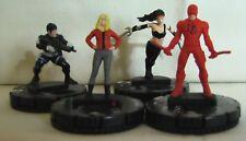 HeroClix Extras Lot: Marvel Knights & Netflix Characters (Marvel) - Daredevil