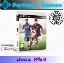 Jeux FIFA 15 PLAYSTATION PS3 football neuf sous blister