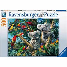 Ravensburger Koalas in a Tree 500pc Jigsaw Puzzle 14826
