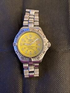 breitling superocean Professional Yellow A17045