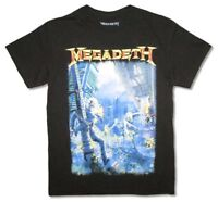 Megadeth Molotov Cocktail Black T Shirt New Official Band Merch