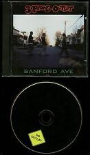3 Prong Outlet Sanford Ave CD private indie punk rock