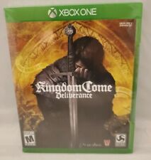 Kingdom Come Deliverance (Xbox One, 2018) *BRAND NEW...FACTORY SEALED*