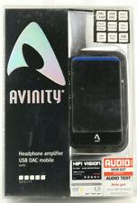 Avinity Kopfhörer Verstärker USB DAC HRA+ Mobil 3,5mm Klinke Audio Stereo 483