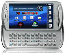 Sony Ericsson Xperia Pro SK16i Silver (Ohne Simlock)Smartphone WLAN GPS SEHR GUT