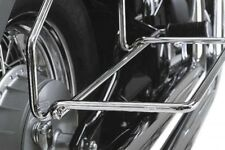 Motorrad Schwarz Leder Satteltaschen Kawasaki VN 800 900 Vulcan C13b