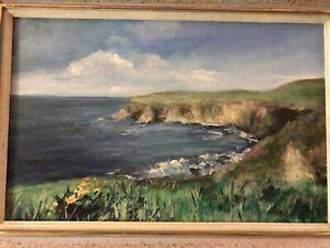 Painting: Vintage painting print fine art
