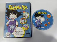 DRAGON BALL Z DVD VOLUMEN 1 CAPITULOS 1-2-3 REGION 2