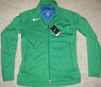 Nike Men's N12 Country Green Track Olympics Running Jacket 466404-302 Size XL