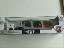 M2 MACHINES AUTO-HAULERS  1964 FORD C-950 1966 SHELBY MUSTANG GT350