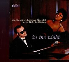 The George Shearing Quintet With Dakota Staton / In The Night - MINT