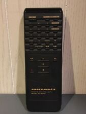 Marantz rc-60sd Dual-Tape Kassettendeck Fernbedienung sd725