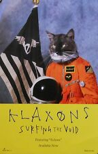 KLAXONS, SURFING THE VOID POSTER (H3)