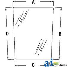 John Deere Parts GLASSLOWER RH WINDSHIELD  R96195 7810,7800,7710,7700,7610,7600,
