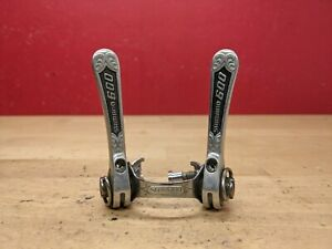 Vintage Shimano 600 Arabesque Friction Shifters With Downtube Clamp 70s 80s road
