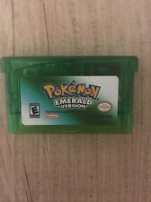 NEW Pokemon Emerald For Gameboy GBA Game Boy Advance