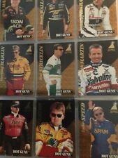 1995 pinnacle zenith racing set Earnhardt, Gordon,Wallace Martin 1-83