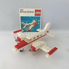 Lego Legoland - 1610 Martinair Cessna Airplane