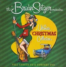 The Ultimate Christmas Collection, Brian Setzer Orchestra, Good DVD Audio