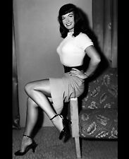 BETTIE PAGE 8x10 CELEBRITY PHOTO PICTURE HOT SEXY 42