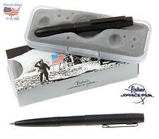 Fisher Space Pen #400WCBCL / Matte Black X-Mark Bullet Pen