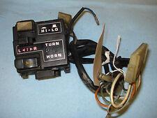 HONDA CH125 SPACY L/H Left Hand HANDLEBAR SWITCH
