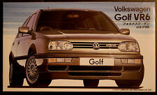 1991 vw golf 3 VR 6, 1:24, 12093 Fujimi