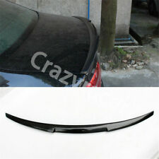 CARBON FIBER BMW COUPE E92  M4 Style REAR BOOT SPOILER WING UK Seller