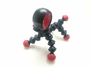 Joby JB01471 Gorillapod K9 Stand For Select Cell Phones - Black/red