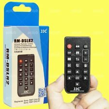 JJC RM-DSLR2 Wireless Remote Control Replacement of Sony RMT-DSLR1 & RMT-DSLR2