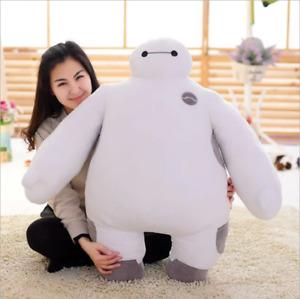 40cm Big Hero 6 Baymax Robot Soft Stuffed Plush Toy Doll Kids Gift
