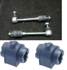 FOR FORD GALAXY S-MAX MONDEO MK4 2 REAR ANTI ROLL BAR LINKS AND D BUSHES