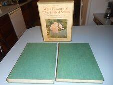 Wild Flowers Of The United States Northeastern Volume 1 Part 1&2 Rickett 1966
