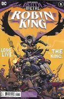 Dark Knights Death Metal Robin King Comic 1 Cover A Riley Rossmo First Print DC