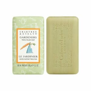 Crabtree & Evelyn Gardeners Triple Milled Soap, 5.57 oz