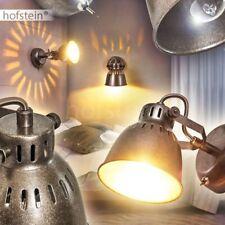 Retro Wand Lampen Schalter Wohn Schlaf Zimmer Leuchte Flur Strahler verstellbar
