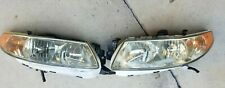 2005 2006 SAAB 9-2X 92X HALOGEN HEADLIGHT LAMP TESTED left and right
