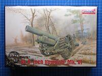 1/35 BL-8 8-inch howitzer Mk.VI (Roden 813)