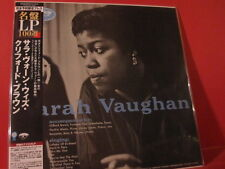 "UCJU-9074 SARAH VAUGHAN "" SAME "" (200GRAM VINYL /JAPANPRESSING/NEW = UNPLAYED)"