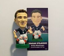 Prostars SERBIA & MONTENEGRO (HOME) STOJKOVIC, PRO1094 Loose With Card LWC