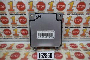 2006-2011 CHEVROLET IMPALA TRANSMISSION COMPUTER TCU TCM 24242391 YNYS OEM