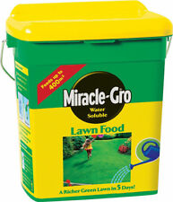 Miracle-Gro Water Soluble Lawn Food Tub 2 Kg