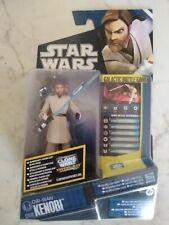 STAR Wars Clone Comandante FOX NERO Series 6 Inch Figura Nuovo in Coruscant Guard